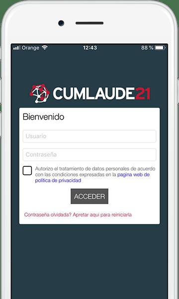app cumlaude21 iphone